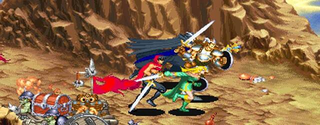 Shadow over Mystara y Tower of Doom llegar�n a PlayStation 3 y Xbox 360