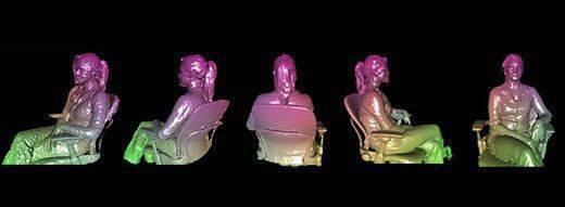 Kinect ya permite escanear objetos 3D en PC