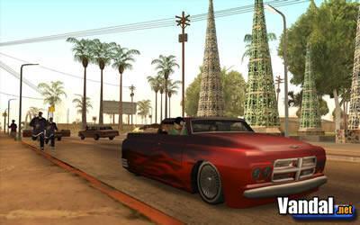 Primeras imágenes de GTA: San Andreas para PC