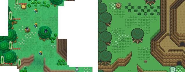 Comparan el nuevo The Legend of Zelda con A Link to the Past en una imagen