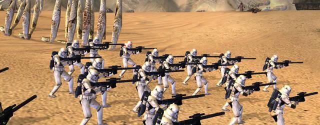 Nuevas im�genes de Star Wars: Empire at War