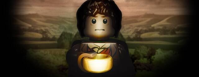 Habr� un juego de LEGO Lord of the Rings