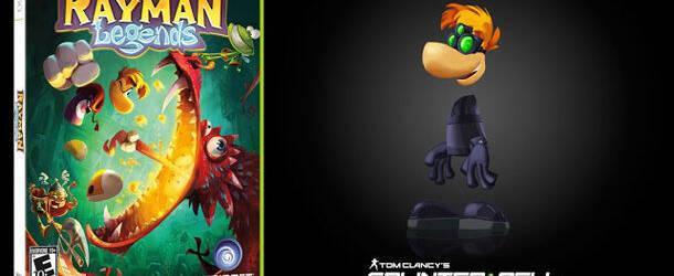 Desvelados los trajes para reserva de Rayman Legends