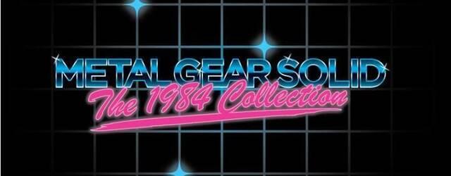 Anunciado Metal Gear Solid: The 1984 Collection 20155514587_1