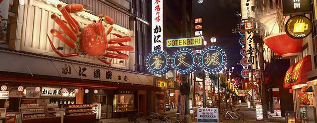 Yakuza Kiwami 2 nos muestra la revisión de Sotenbori