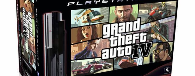 PlayStation 3 se vender� en pack junto a GTA IV
