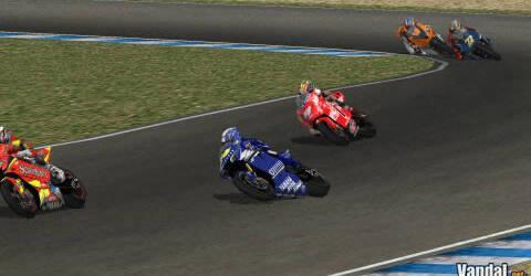Nuevas im�genes de Moto GP para PSP