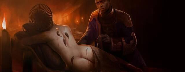 Se filtran ilustraciones del cancelado Legacy of Kain: Dead Sun