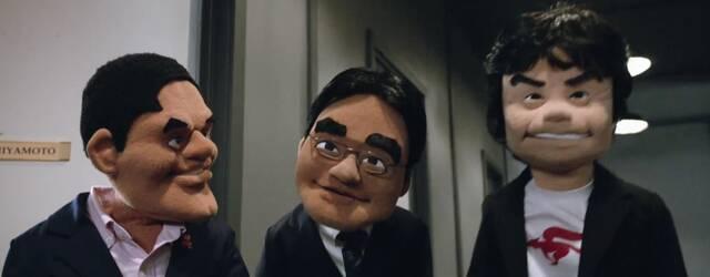 Así fue la visita de Shigeru Miyamoto a los estudios de Jim Henson