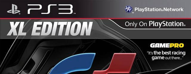 Se anuncia oficialmente Gran Turismo 5 XL Edition