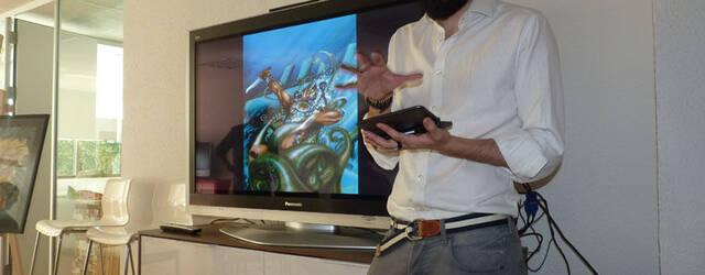 Nintendo presenta New Art Academy con 3DS XL