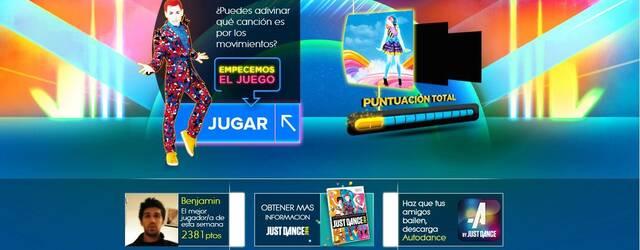 Just Dance presenta el concurso 'Sin Sonido'