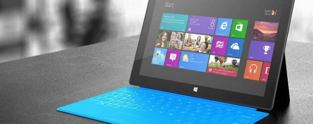 Microsoft reconoce que el pobre rendimiento de Surface le ha costado 900 millones