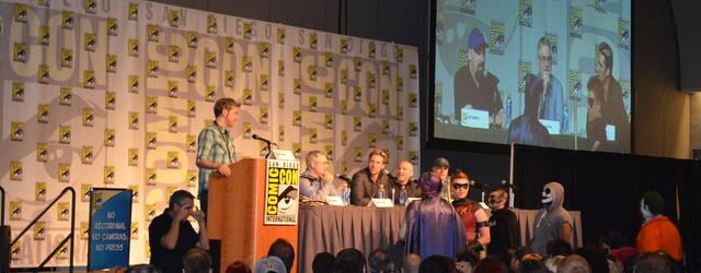 Cr�nica: Batman: Arkham Origins en la Comic-Con