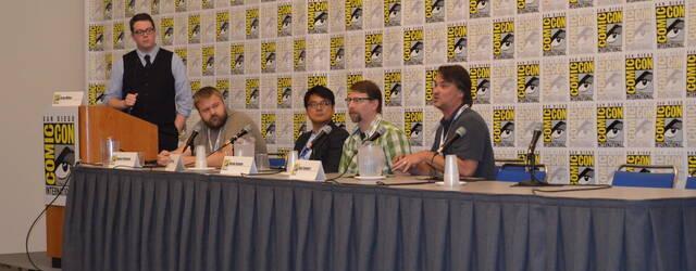 Cr�nica: Robert Kirkman habla de The Walking Dead en los videojuegos en la Comic-Con