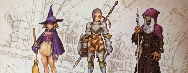 As� era Dragon's Crown en Dreamcast