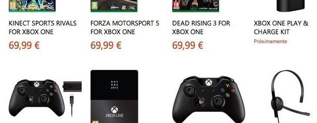 Microsoft pone precio oficial a los juegos de Xbox One