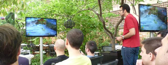 Cr�nica: Este verano Miyamoto propone un jard�n lleno de aventuras