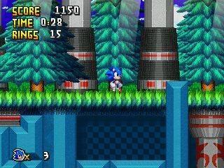 Ya disponible un nuevo juego fan de Sonic, Sonic After the Sequel