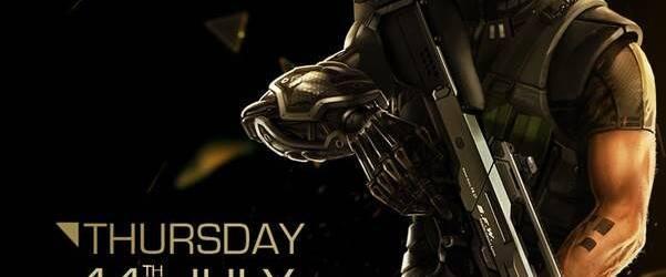 Deus Ex: The Fall se lanzar� el 11 de julio