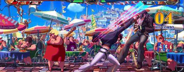 King of Fighters XII tendr� nuevos personajes en consola
