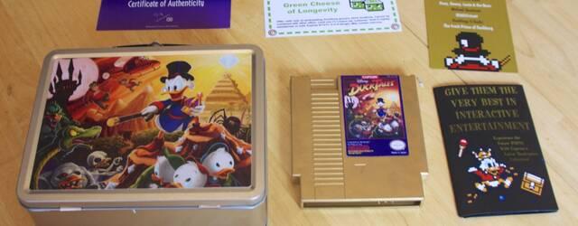 Capcom promociona DuckTales con una reedici�n del original para la prensa