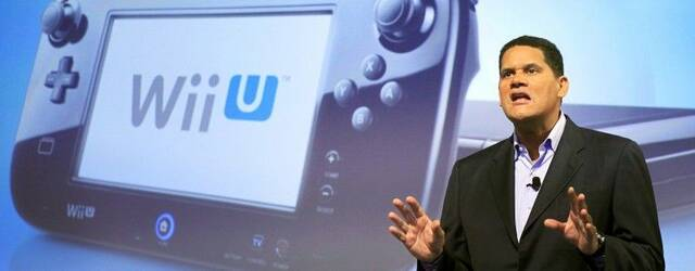 Reggie Fils-Aime: 'El cat�logo de lanzamiento de PS4 y Xbox One es meh'