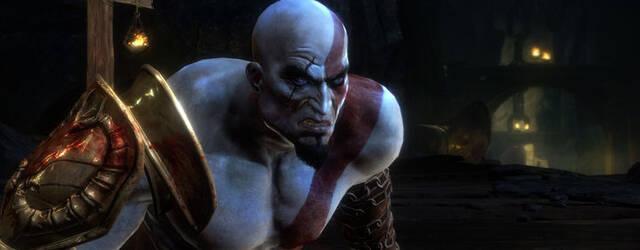 Nuevas im�genes de God of War 3