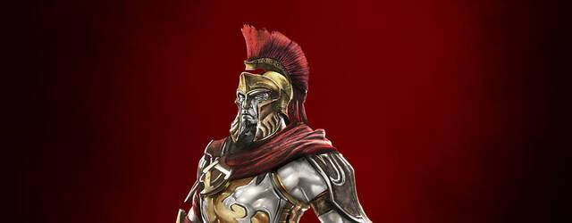 Un traje de legionario para Kratos