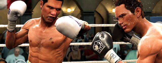 Nuevas im�genes de Fight Night Round 4