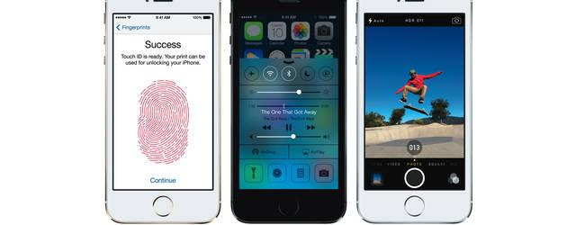Apple anuncia el iPhone 5S