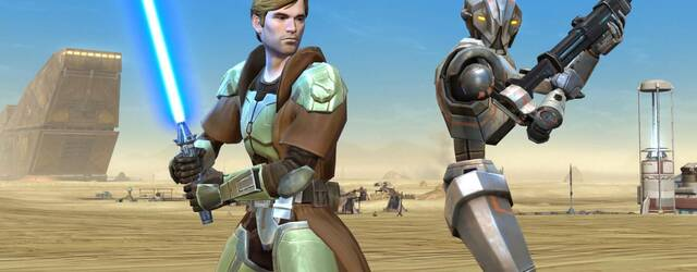 Star Wars: The Old Republic ya es gratuito