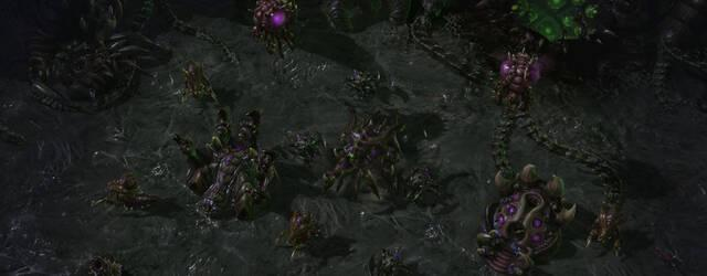 Primeras im�genes de Starcraft II: Heart of the Swarm