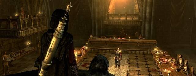 Nuevas im�genes de Dawnguard, la primera expansi�n de The Elder Scrolls V: Skyrim