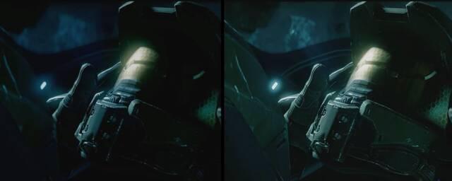 Así mejora visualmente Halo 5: Guardians en Xbox One X