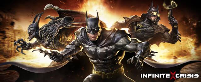 Anunciado Infinite Crisis, un MOBA con personajes de DC