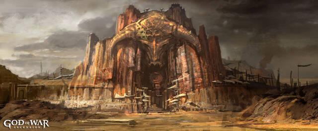 God of War: Ascensión nos muestra sus escenarios