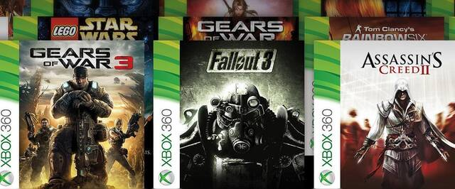 Xbox Scorpio será retrocompatible con Xbox 360