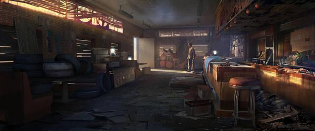 Nuevas imágenes e ilustraciones de The Last of Us