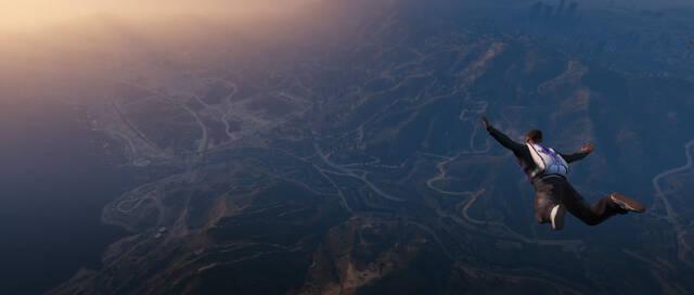 Grand Theft Auto V sigue mostrándose en vídeos e imágenes