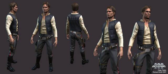 Star Wars: Battlefront III estaba terminado cuando se cancel�