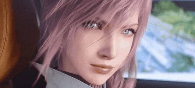 Lightning de Final Fantasy XIII vende coches Nissan en China