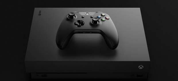 Xbox One X no va a sufrir retrasos en su lanzamiento