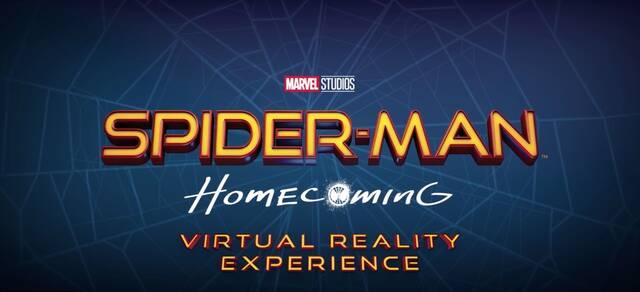 Spider-Man: Homecoming ofrecerá una experiencia de realidad virtual gratuita