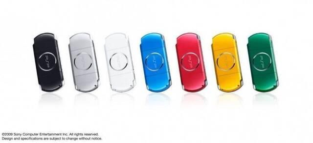 Sony ya sólo fabrica un modelo de PSP en Japón