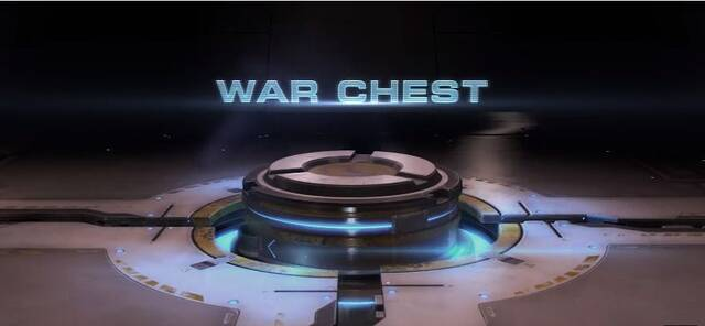 Starcraft II introduce los War Chest