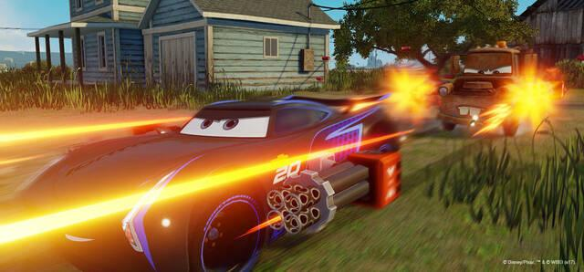Anunciado Cars 3: Hacia la victoria para múltiples consolas