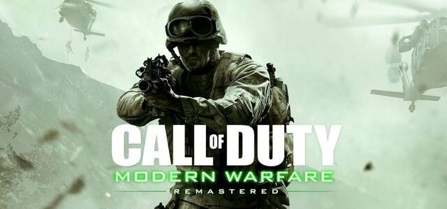 Modern Warfare: Remastered puede llegar como juego independiente en verano