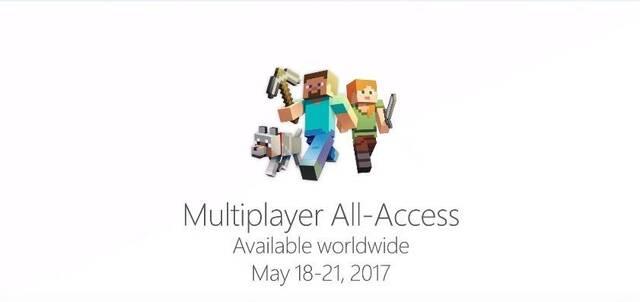 Desde hoy hasta el 21 de mayo el juego online en Xbox One y 360 es gratuito