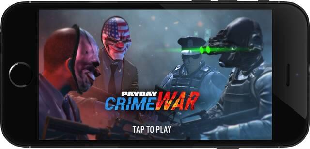 PayDay llega a los dispositivos móviles y a la realidad virtual